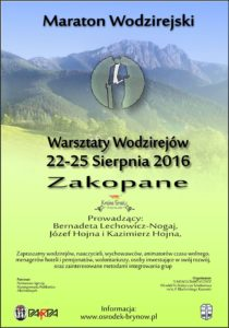 plakat wodzireje 2016