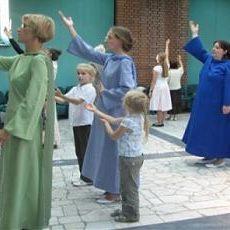"""Rekolekcje """"Modlitwa przez Taniec"""""""